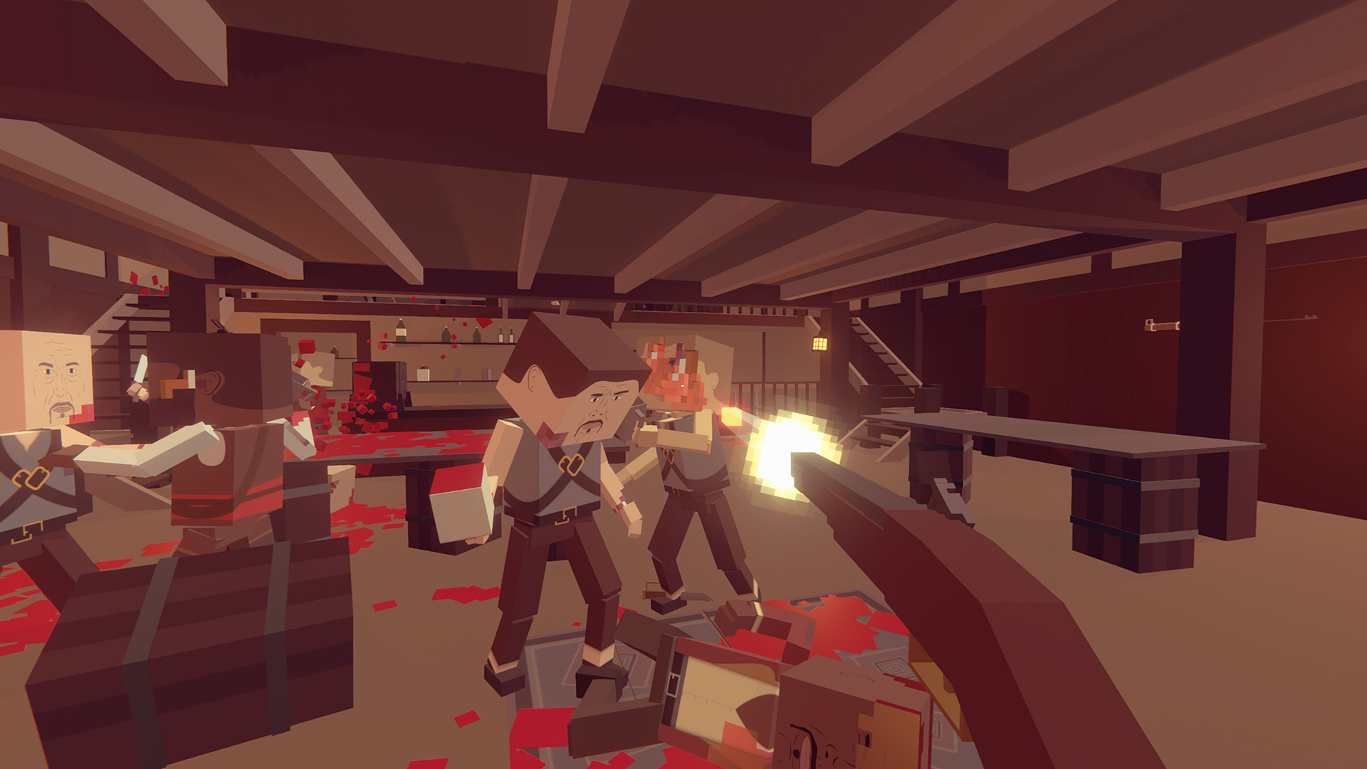 Paint the Town Red screenshot