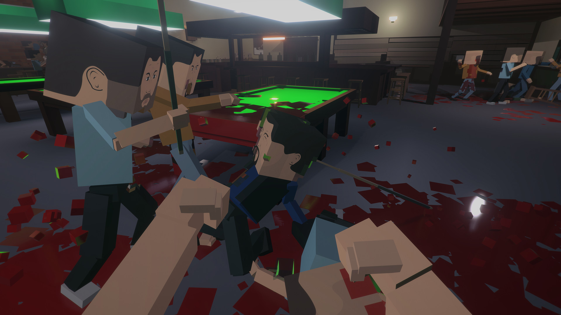 Paint the Town Red Screenshot 3