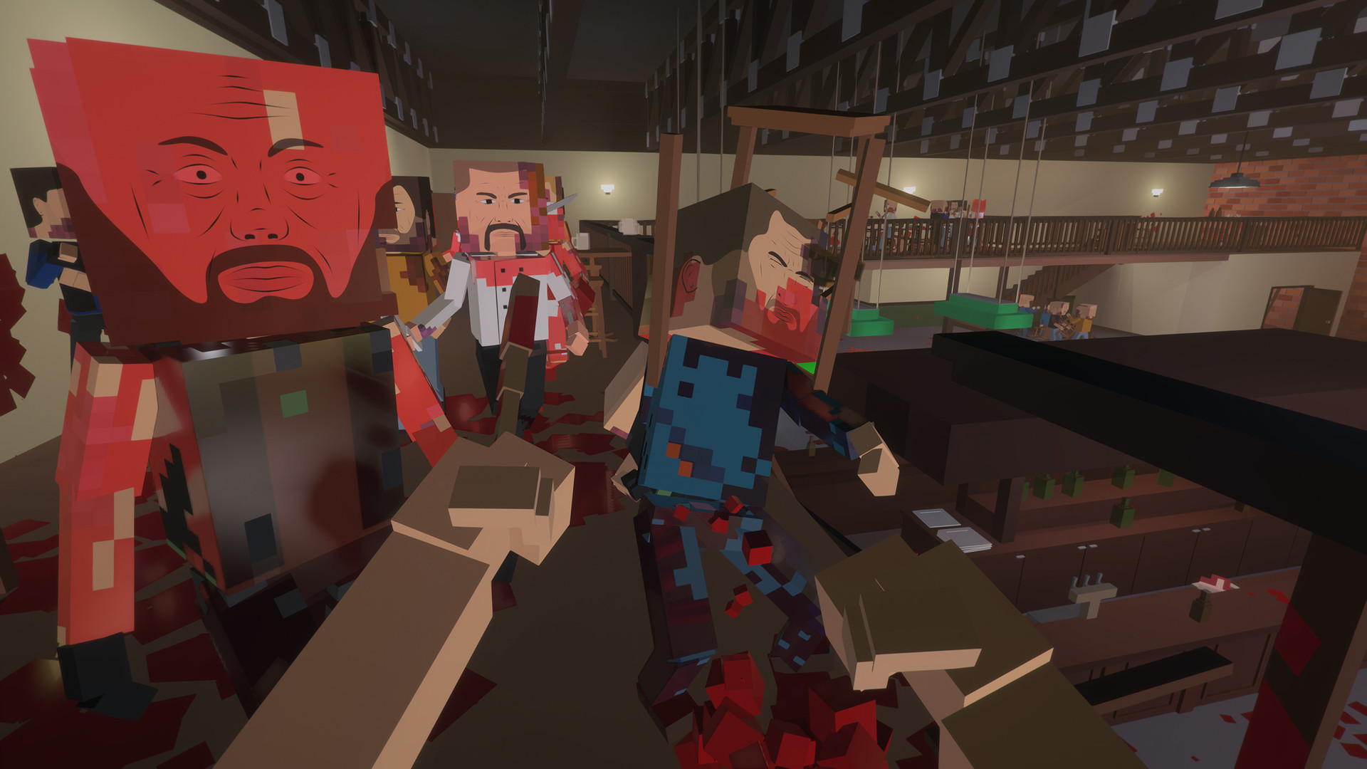 Paint the Town Red Screenshot 1