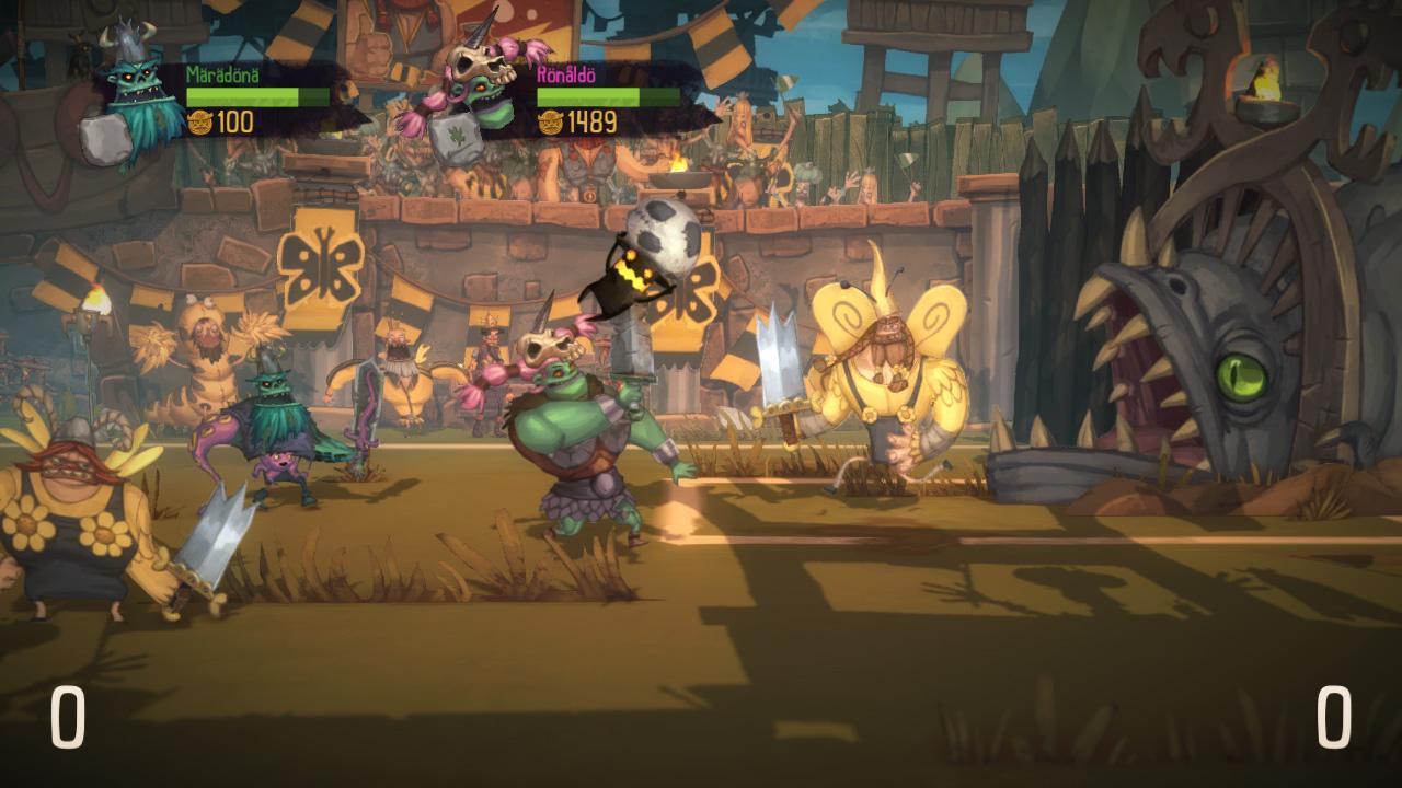 Zombie Vikings image 2