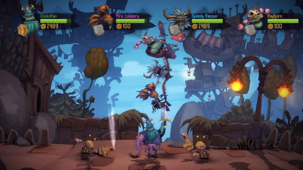 Zombie Vikings image 1