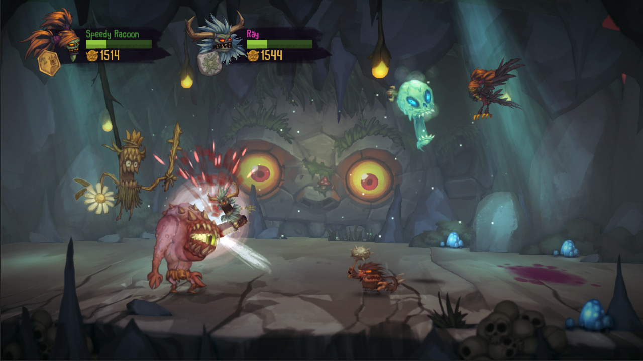 Zombie Vikings screenshot