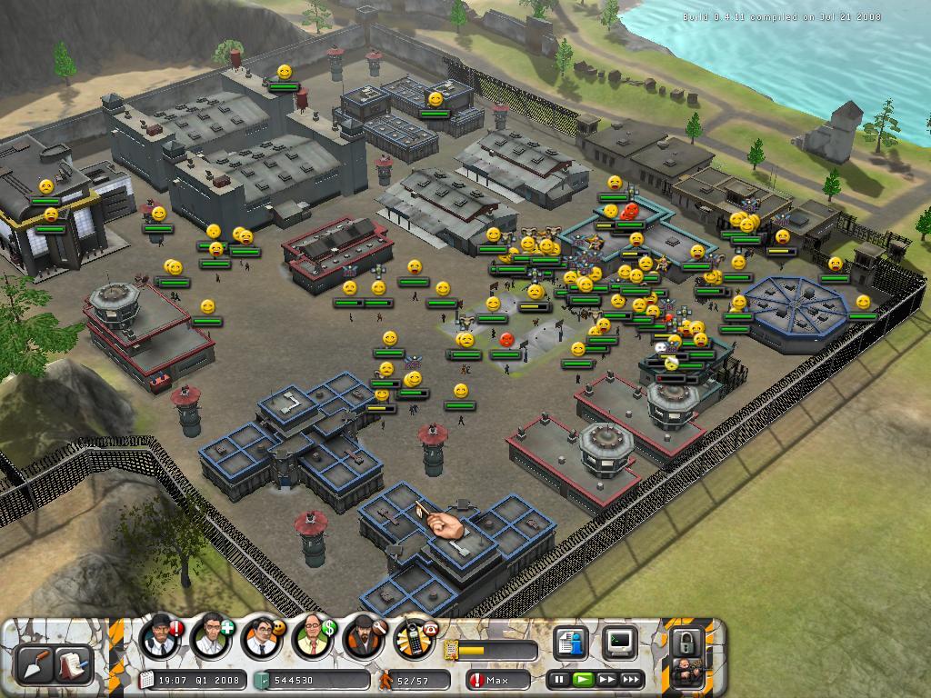 Prison Tycoon 4: SuperMax screenshot