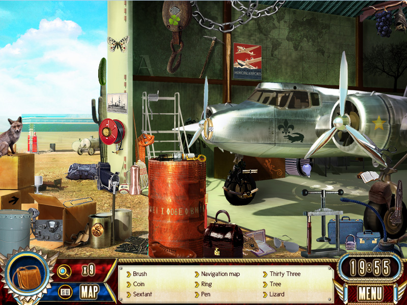 The Search for Amelia Earhart screenshot