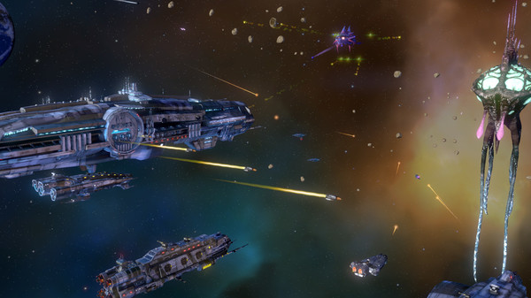 Star Hammer: The Vanguard Prophecy PC Reloaded Download