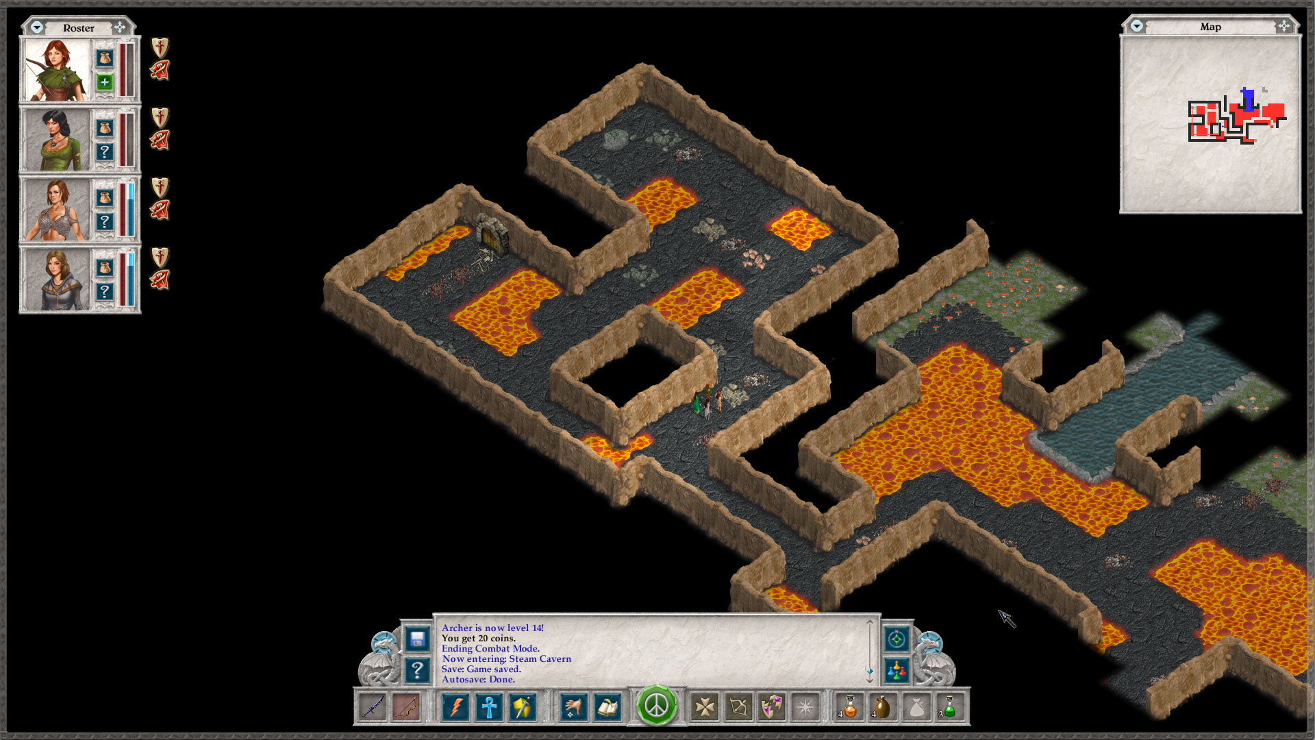 Avernum 2: Crystal Souls screenshot