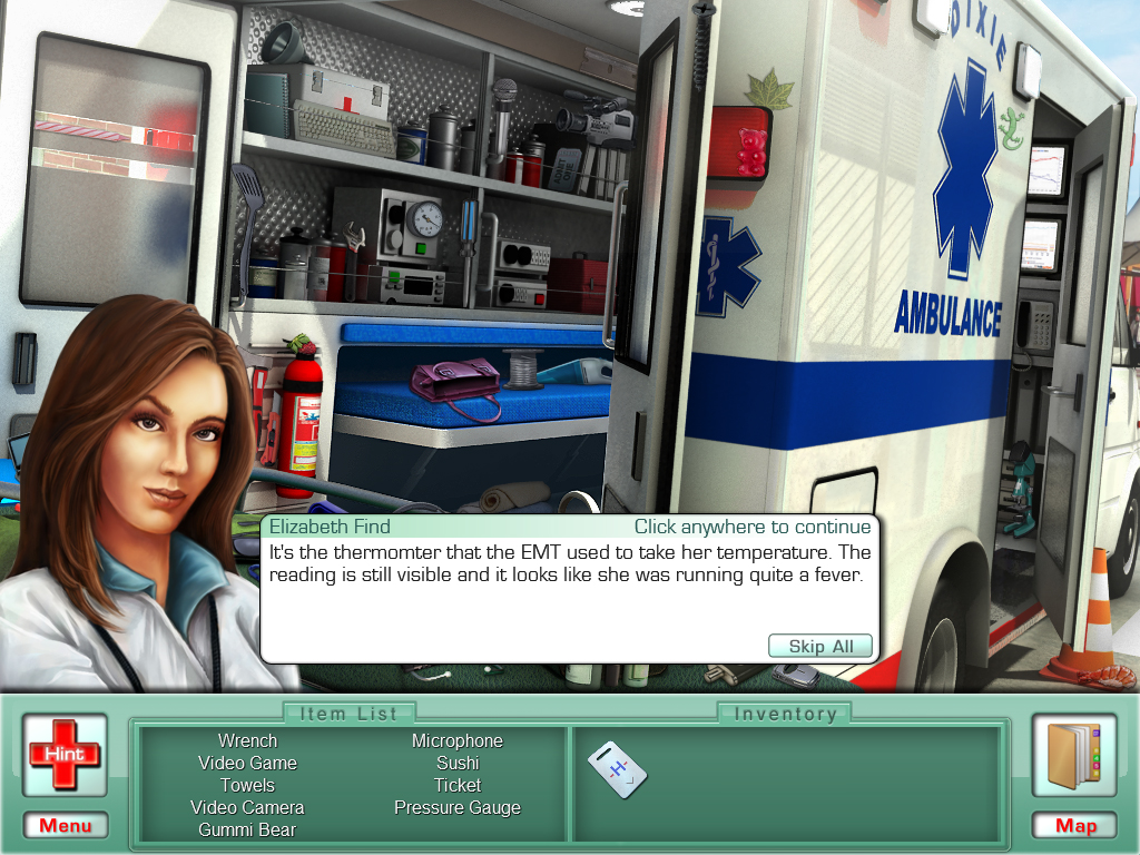 Elizabeth Find M.D. - Diagnosis Mystery - Season 2 screenshot