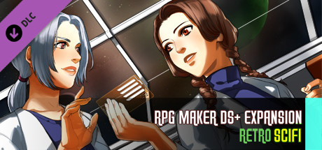 RPG Maker VX Ace - DS+ Expansion - Retro SciFi