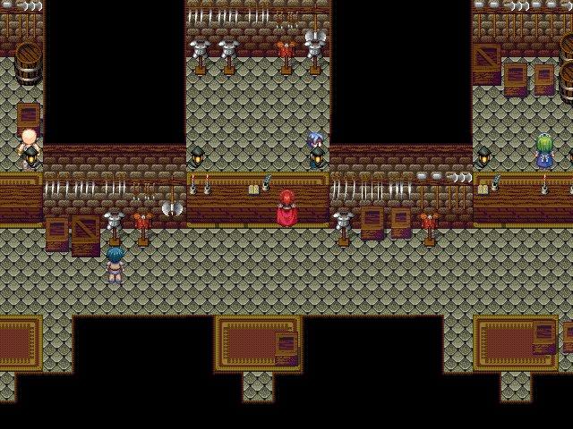 Vagrant Hearts screenshot