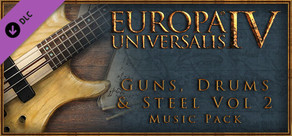 Europa Universalis IV: Guns, Drums and Steel Volume 2 Music Pack