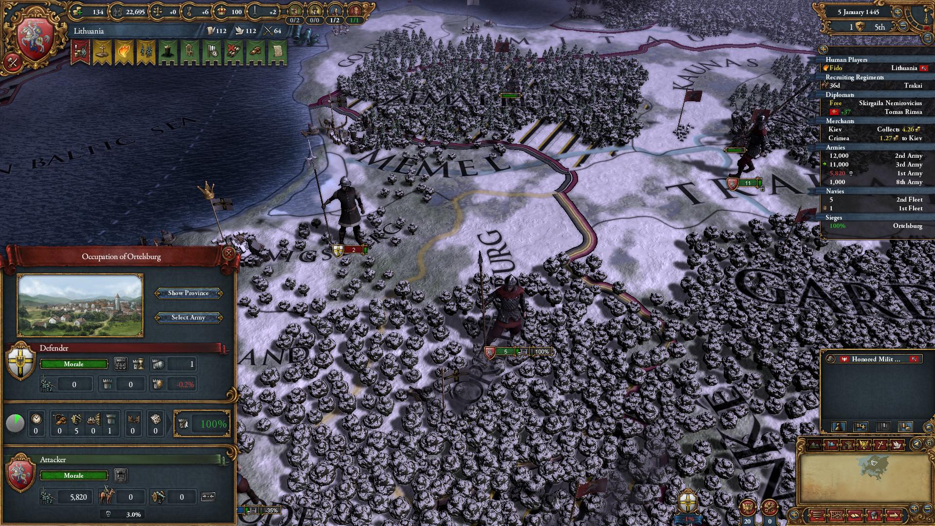 Expansion - Europa Universalis IV: Common Sense screenshot