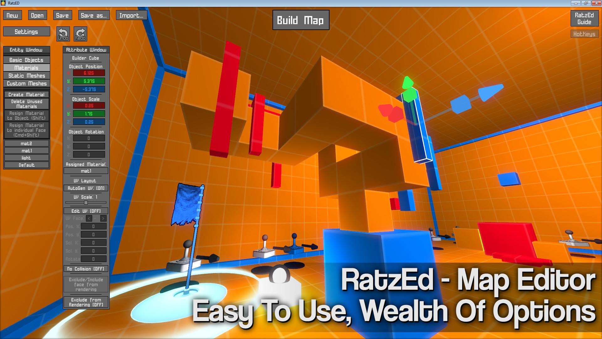 Ratz Instagib screenshot