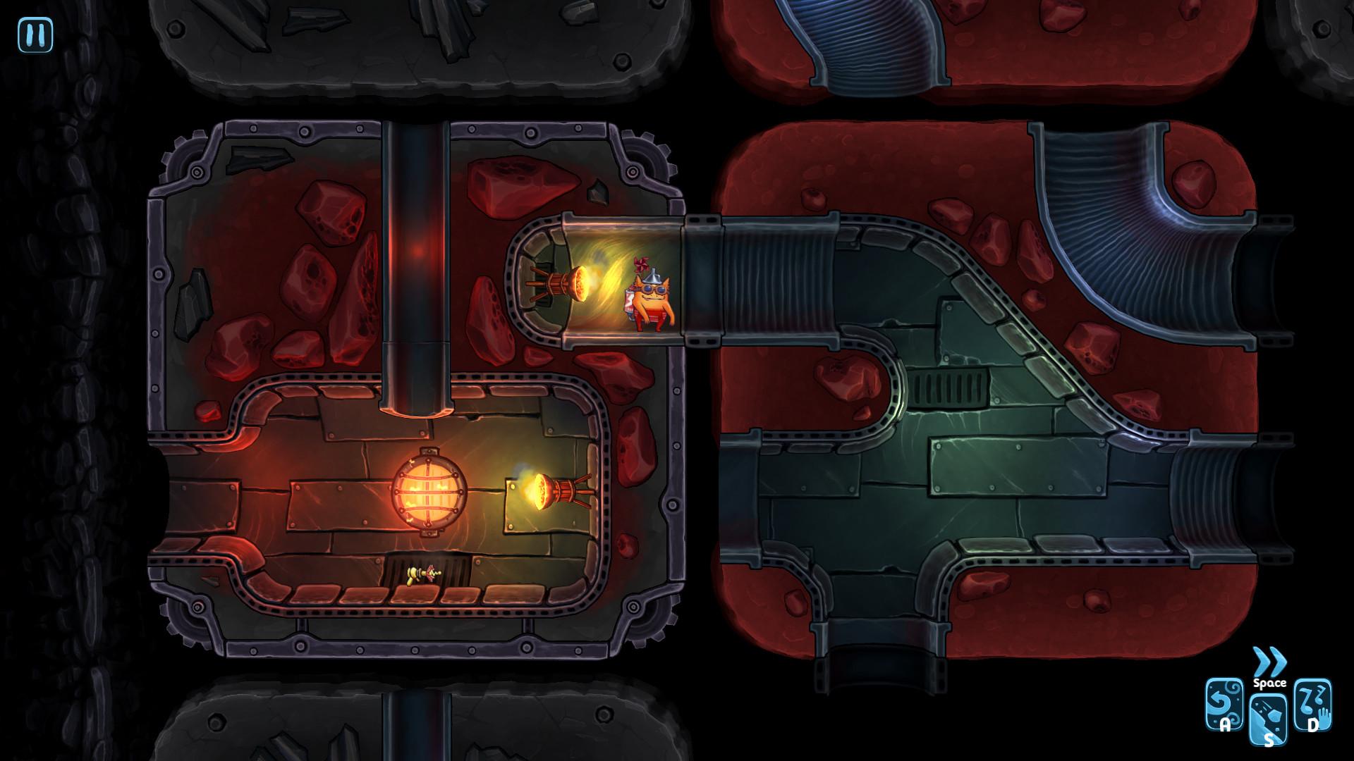 Molecats screenshot