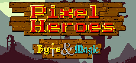 Pixel Heroes: Byte & Magic game image
