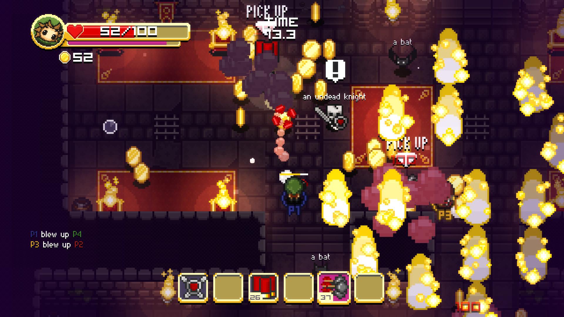 Super Treasure Arena screenshot