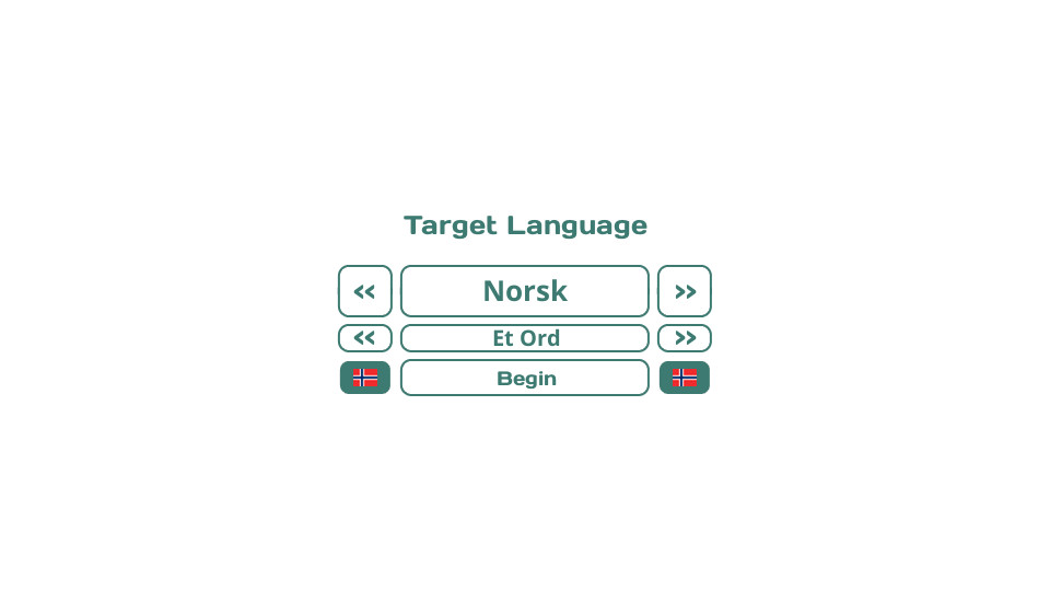 Influent DLC - Norsk [Learn Norwegian] screenshot