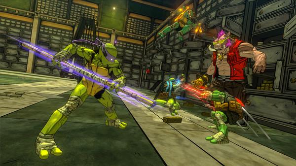 Teenage Mutant Ninja Turtles Mutants in Manhattan v1.0 Plus 7 Trainer-LIRW