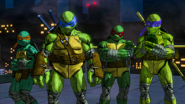 Teenage Mutant Turtles Mutants Manhattan