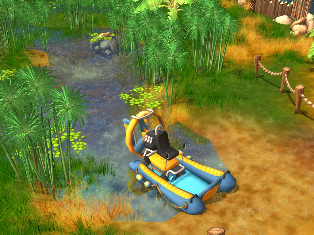Wildlife Camp screenshot