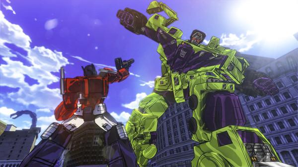 Transformers: Devastation PC-CODEX