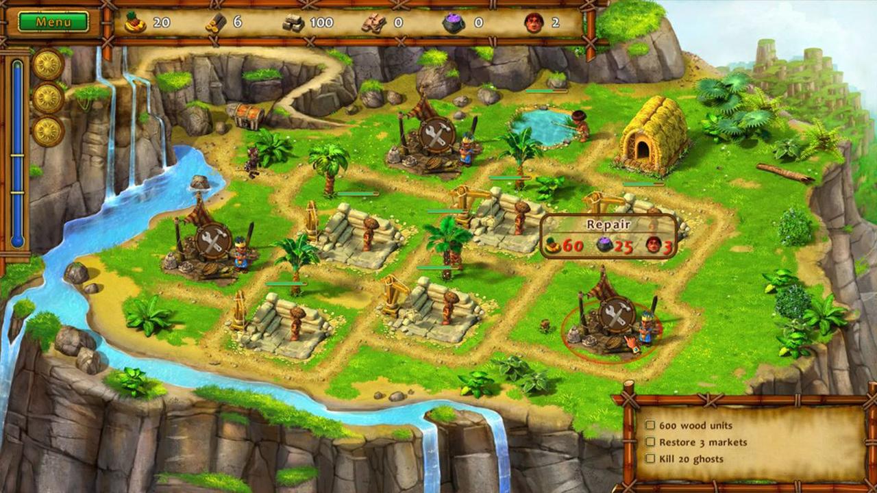MOAI: Build Your Dream screenshot