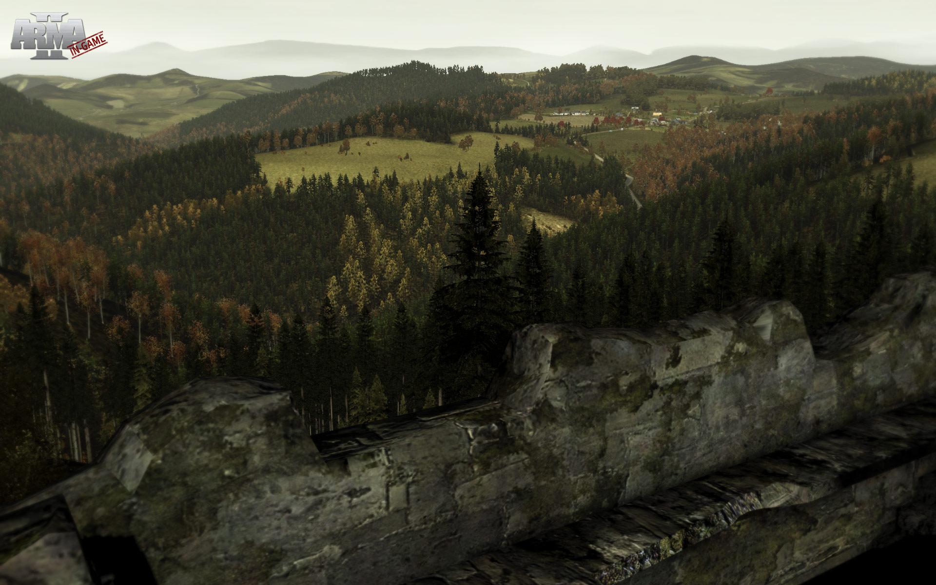 Arma 2 screenshot