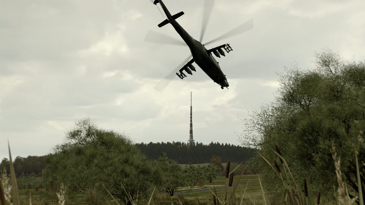 Arma 2 screenshot