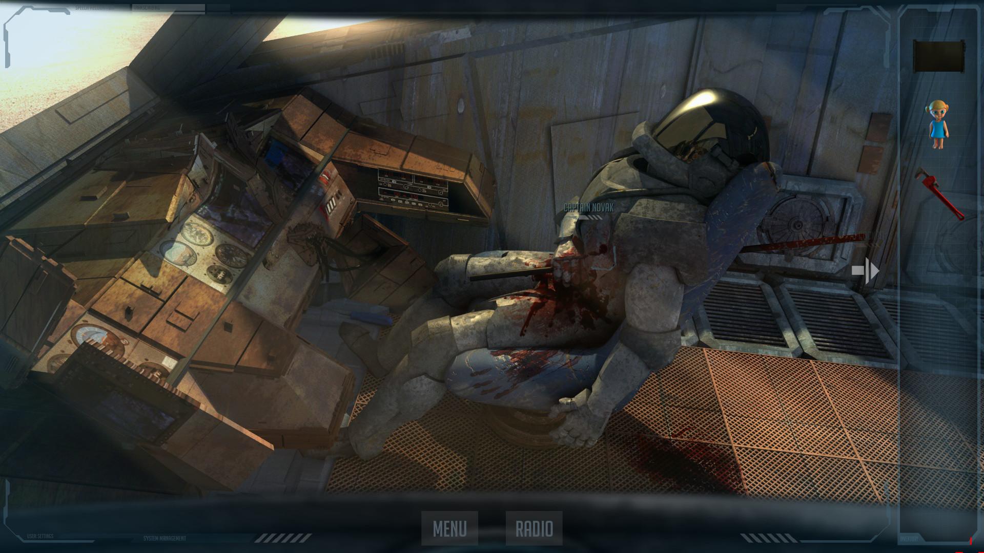 Morningstar: Descent to Deadrock screenshot