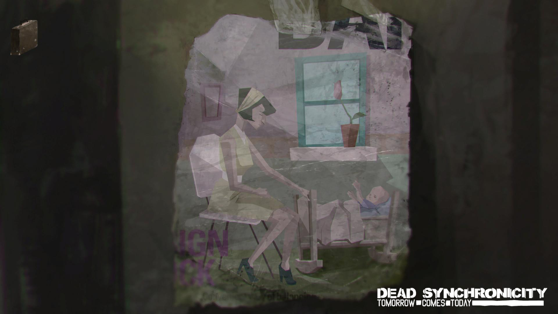 Dead Synchronicity: Tomorrow Comes Today screenshot