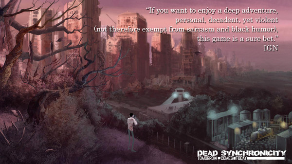 Dead Synchronicity Tomorrow Comes Today PC FLT Download