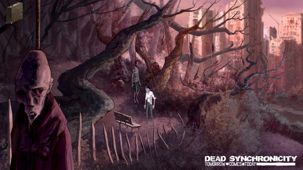 Dead Synchronicity Tomorrow Comes Today-FLT - Game Screenshot
