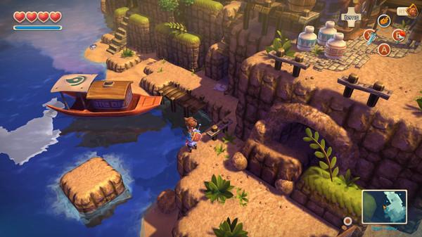 Oceanhorn Monster Uncharted