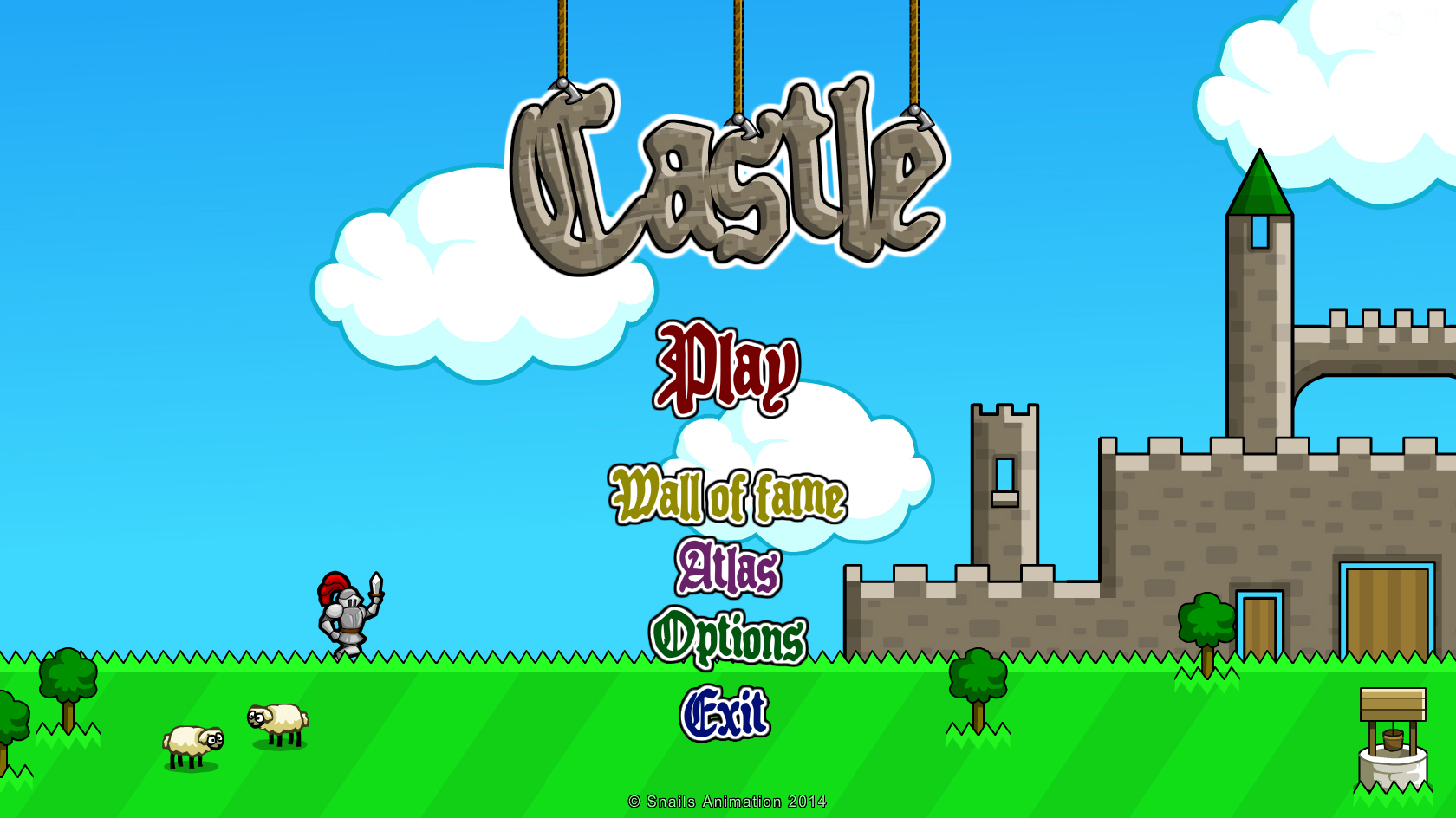Castle screenshot