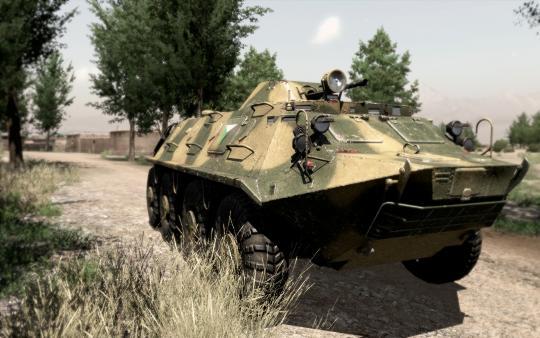 Скриншот игры [Аккаунт] Arma 2: Operation Arrowhead
