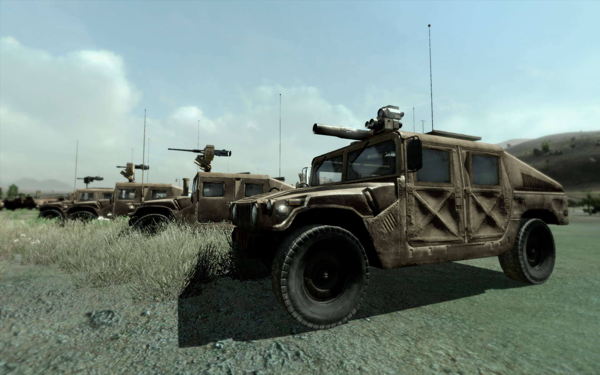 Arma 2: Operation Arrowhead screenshot