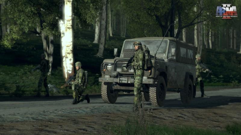 Arma 2: Army of the Czech Republic screenshot