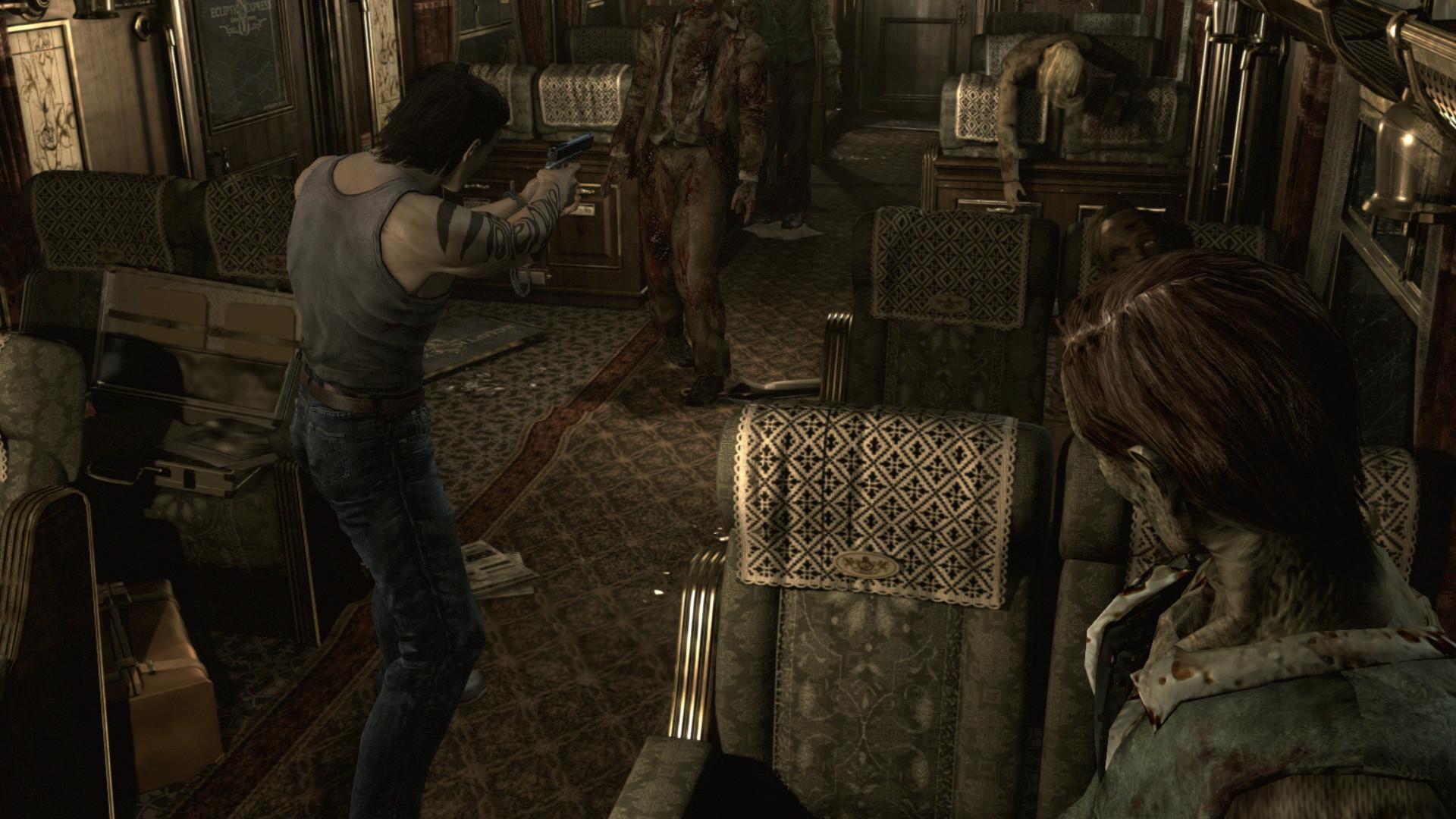 Resident Evil 0 HD Remaster XBOX 360