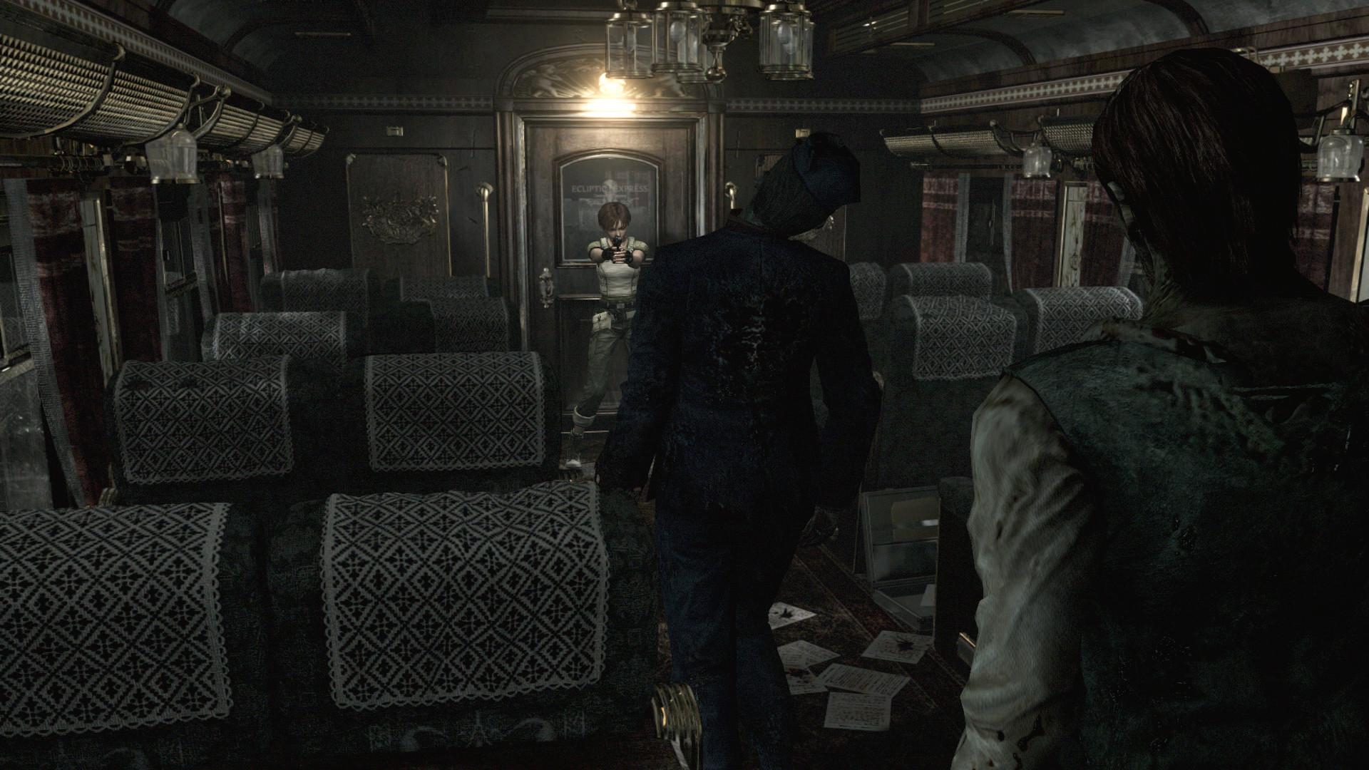 Resident Evil 0 | BioHazard 0 HD Remaster (RUS|ENG) [RePack] от R.G. Механики