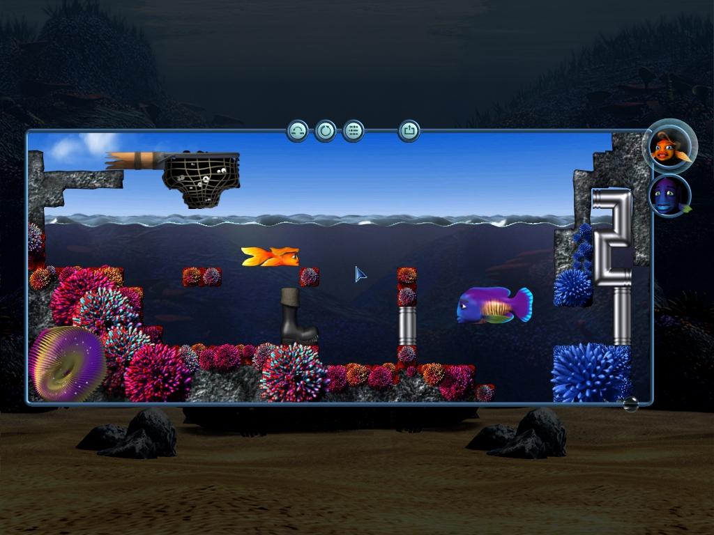 Fish Fillets 2 screenshot