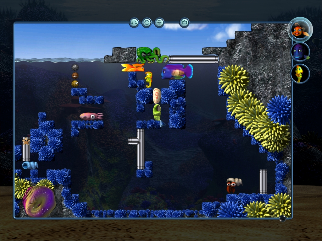 Fish Fillets 2 screenshot