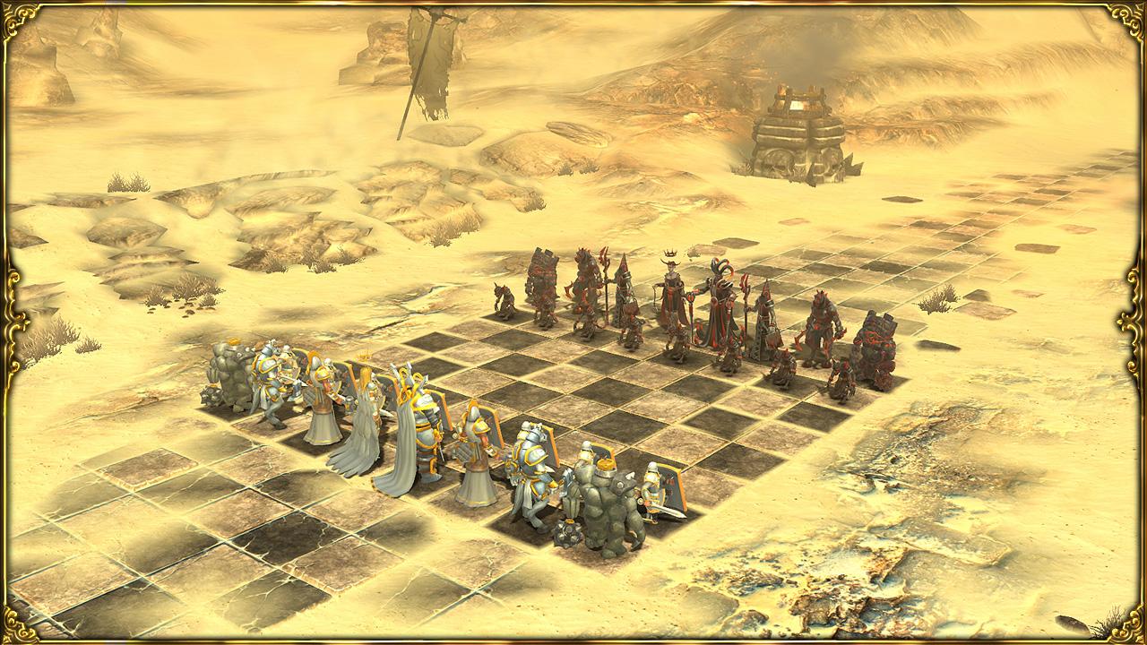Check vs. Mate - Dark Desert DLC screenshot