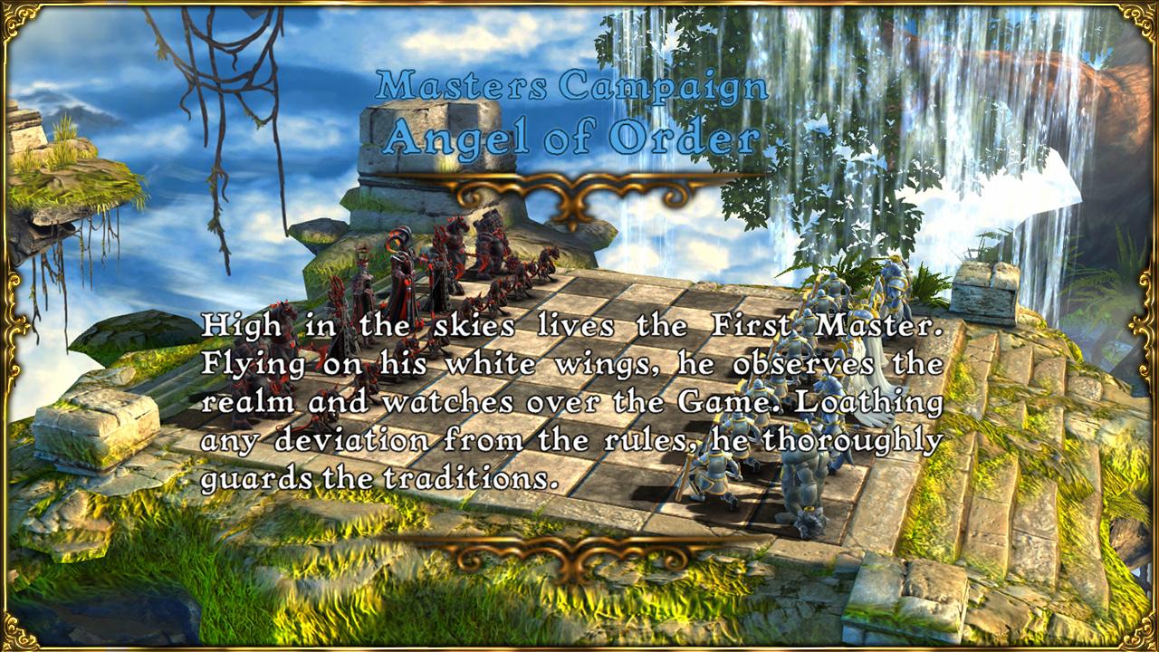 Check vs. Mate - Floating Island DLC screenshot