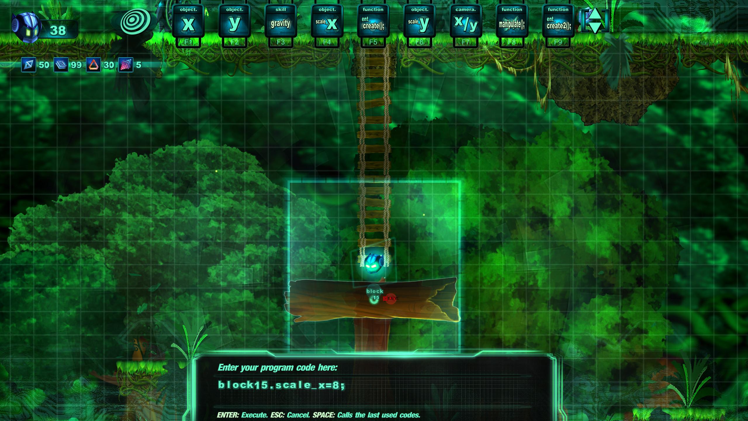 Debugger 3.16: Hack'n'Run screenshot