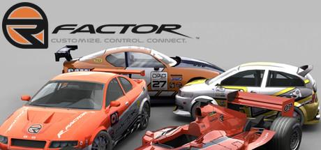rFactor game image