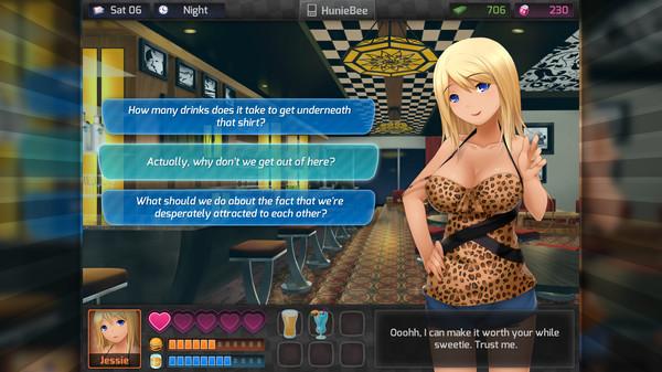 HuniePop PC Game Bit Download