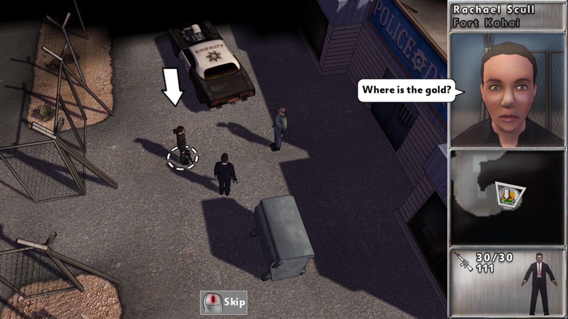 Survivalist screenshot
