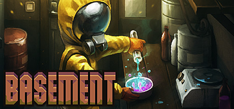basement is a strategy game where you play as a desperate scientist