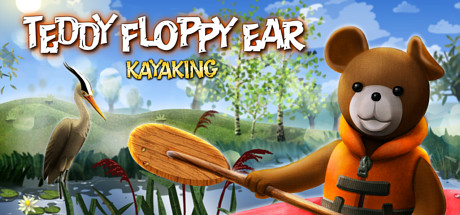 Teddy Floppy Ear - Kayaking game image