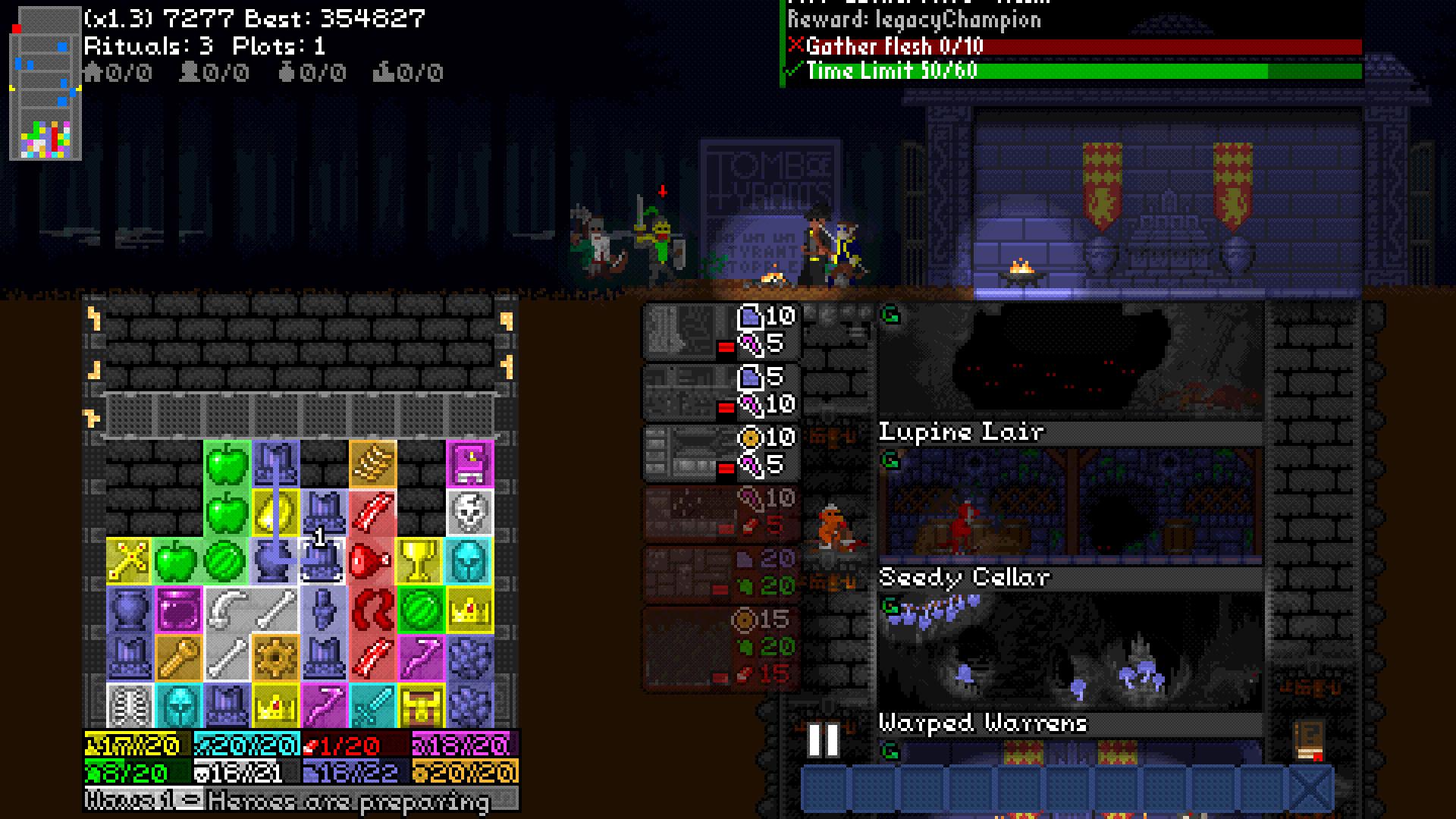 Tomb of Tyrants 2015 pc game Img-1