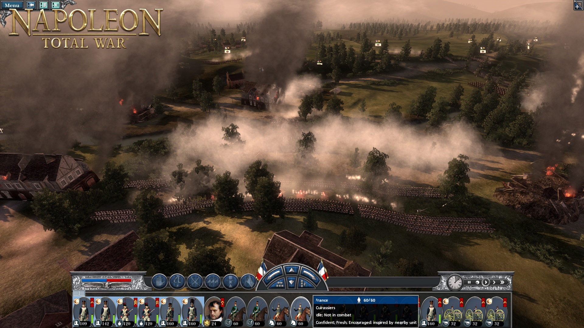 Napoleon: Total War Demo screenshot